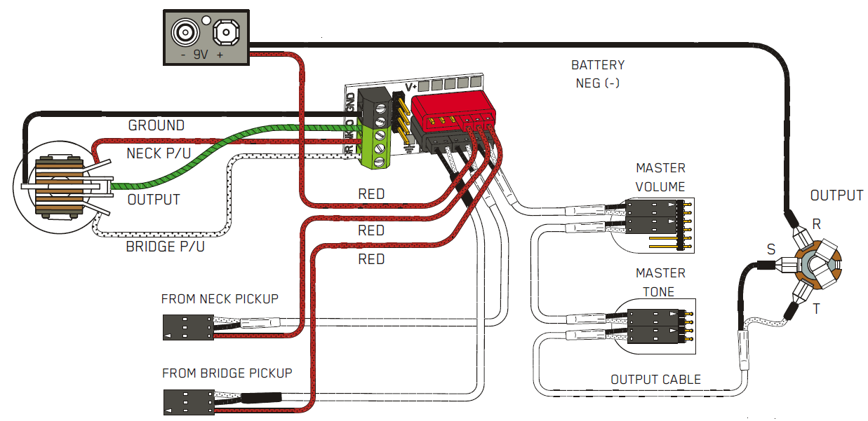 emg wiring diagram emg active bass diagram elsavadorla