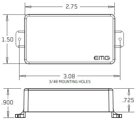 EMG-ZW размеры