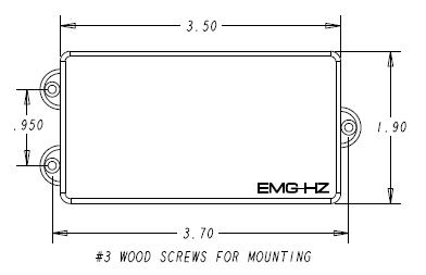 Размеры EMG MMHZ