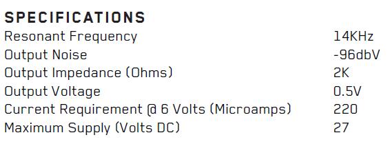 EMG ACS параметры